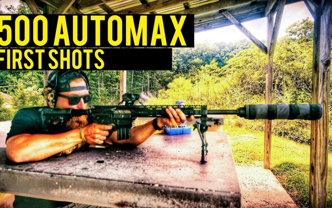 Big Horn 500 Auto Max First Shots w/Talon Sei!