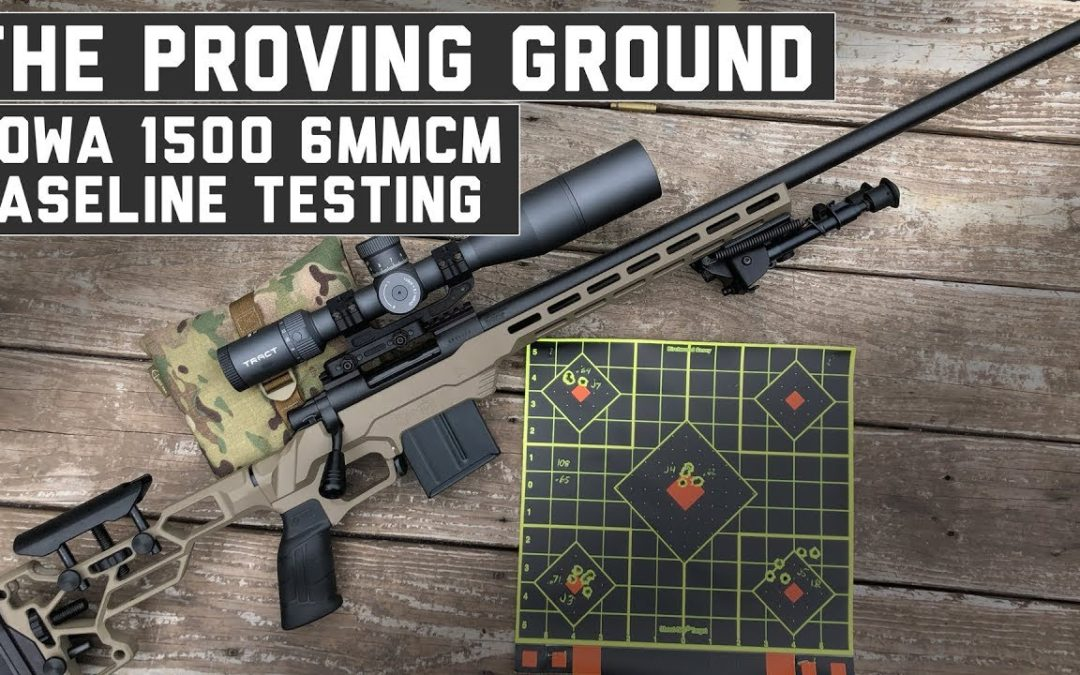 6mm Creedmoor HOWA 1500 – The Proving Ground