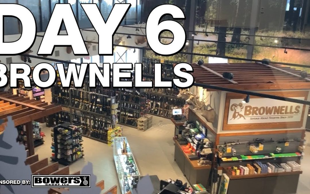 Brownells Factory Tour! – The Road to Shot Show!