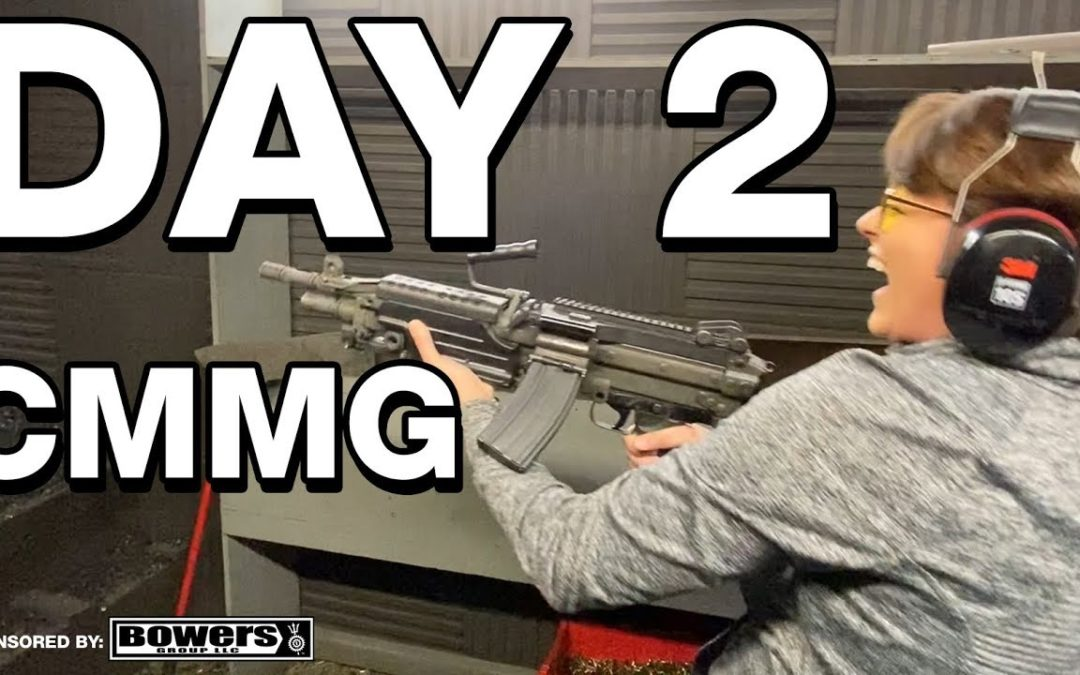 CMMG Factory Tour – The Road to Shot Show Day 2!