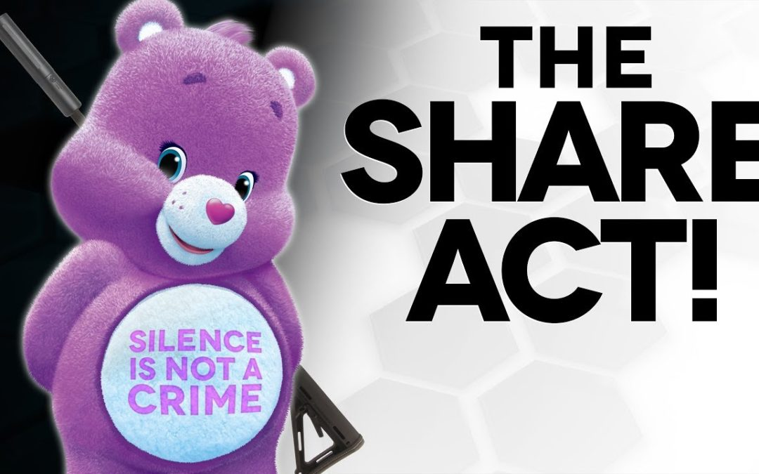 The SHARE Act EXPLAINED! – The Legal Brief