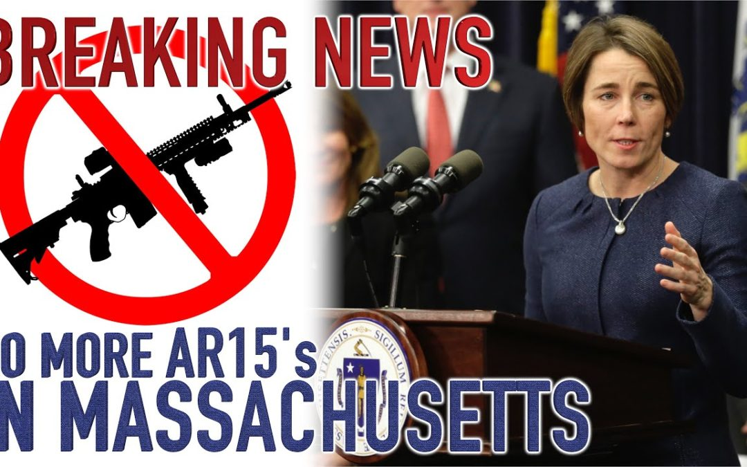 Massachusetts Assault Weapons Ban gets worse.