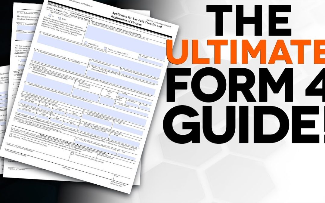 The ULTIMATE FORM 4 GUIDE! – The Legal Brief