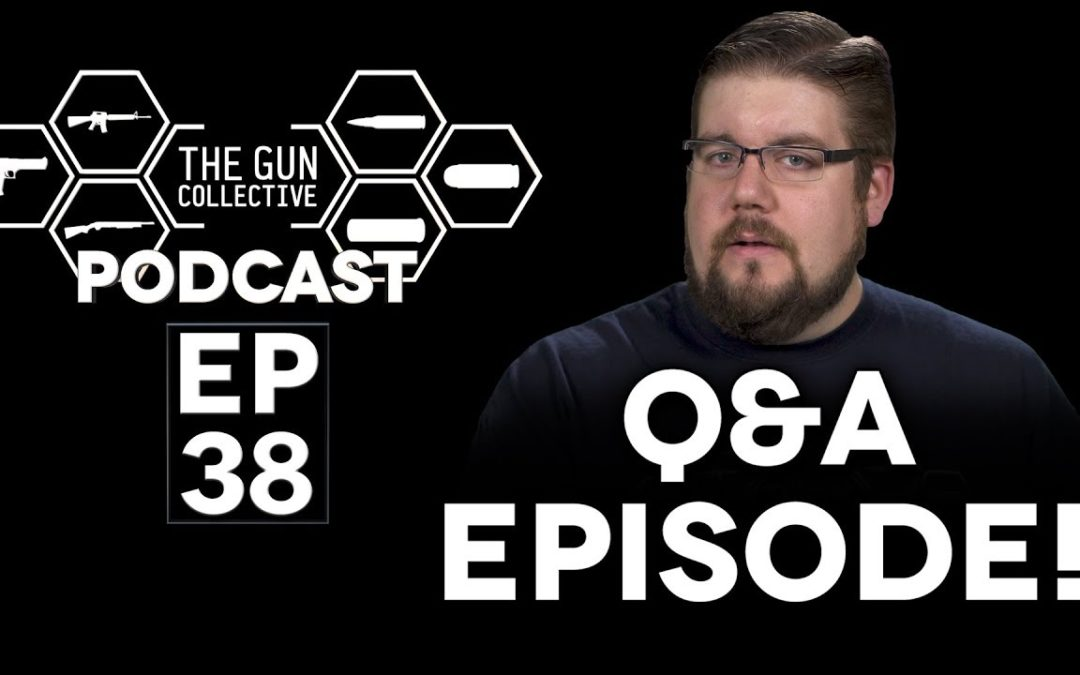 The Q&A Episode | TGC PODCAST | Ep 038