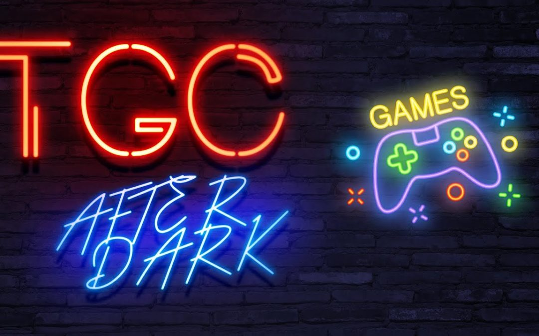 TGC AFTER DARK|Gaming w/ Guntubers!