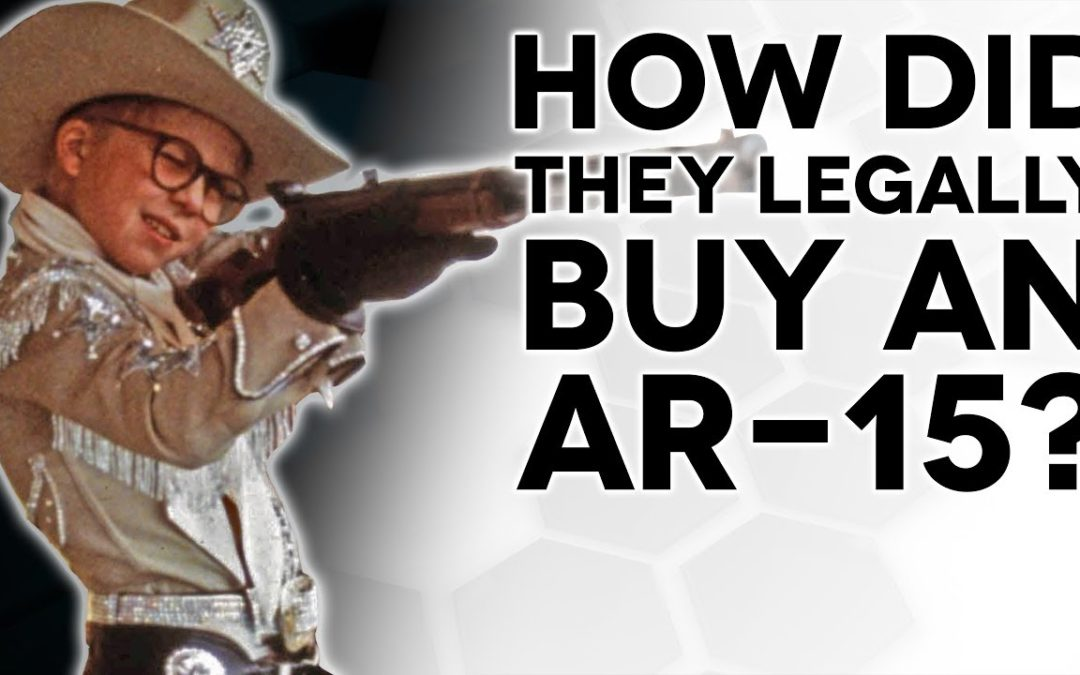 How Do People Buy Guns Legally? – The Legal Brief! (AD-FREE)