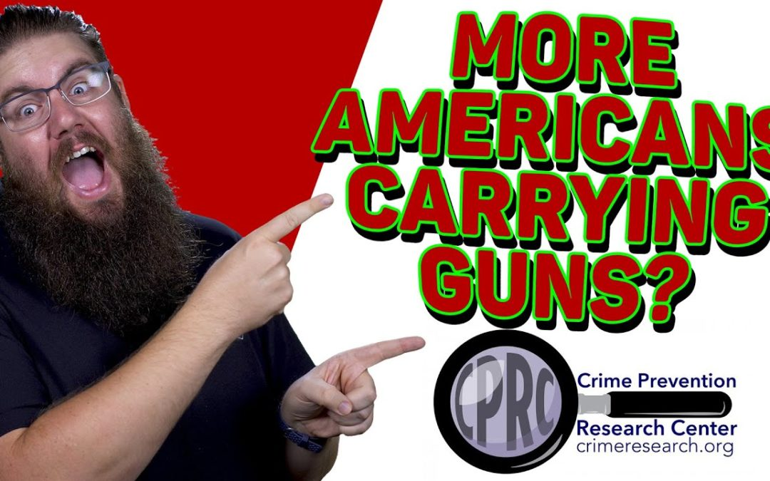 CONCEALED CARRY AT ALL TIME HIGH – The Fight For Gun Rights
