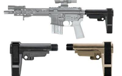 TGC DAILY DEALS – SB Tactical SBA3 Brace – $119.99 w/code!