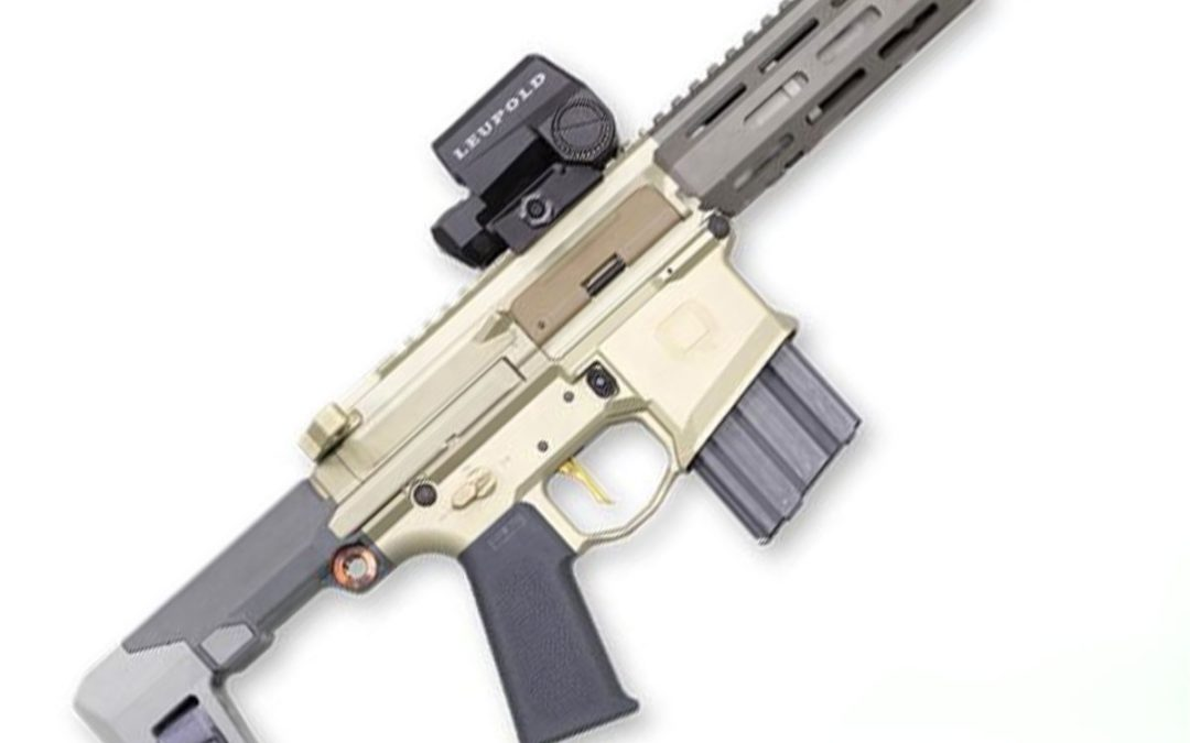 SB Tactical Stands with Q, LLC Against ATF Honey Badger Ruling