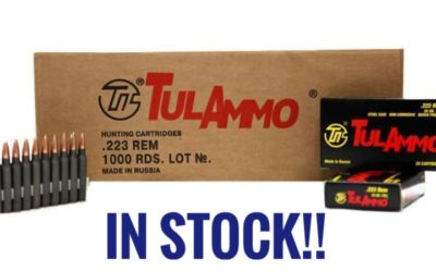 TGC GUN DEALS – CHEAPEST 223 IN STOCK RIGHT NOW!