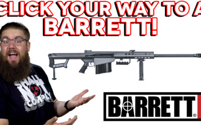 WE DID IT! – CLICK YOUR WAY TO A BARRETT!