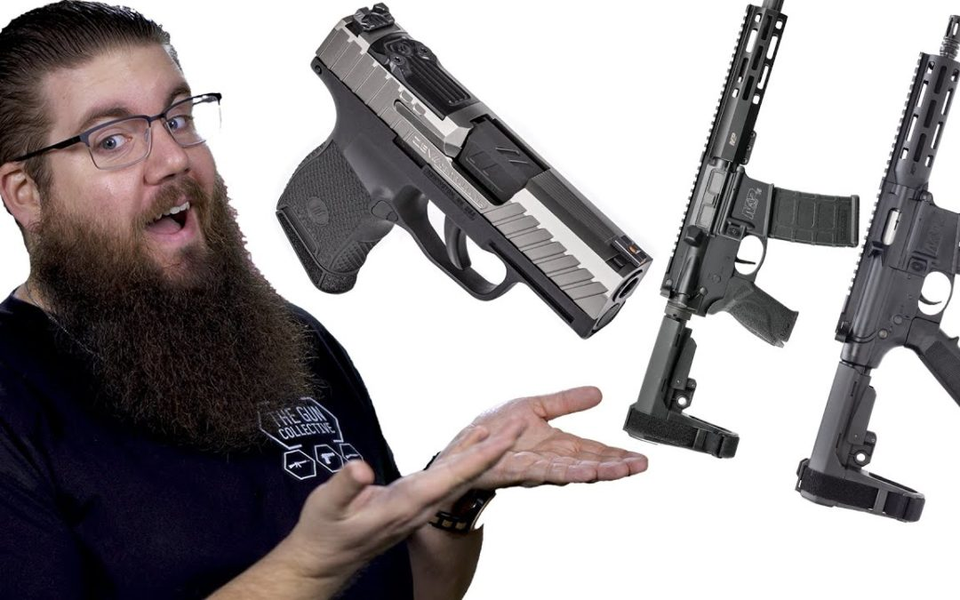 Zev Z365, S&W M&P15-22 Pistol, ROOSEVELTS REVOLVER – TGC News!